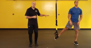 Ejercicios para corredores. Lunge lateral